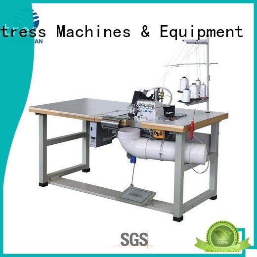 Double Sewing Heads Flanging Machine flanging mattress Mattress Flanging Machine YUANTIAN Mattress Machines Brand
