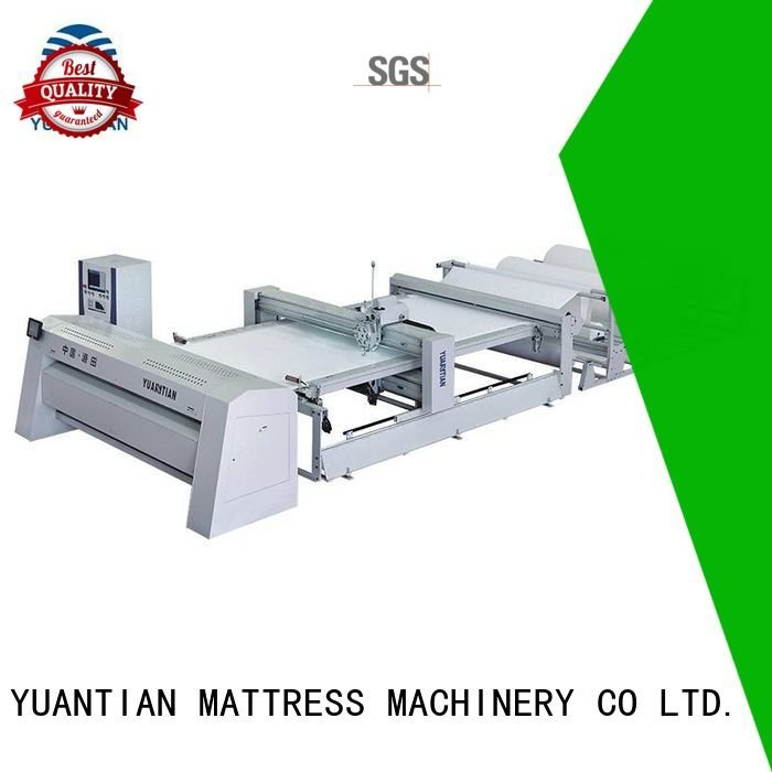 YUANTIAN Mattress Machines quilting machine for mattress border four quilting machine