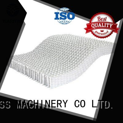 mattress spring unit top pocket with spring YUANTIAN Mattress Machines
