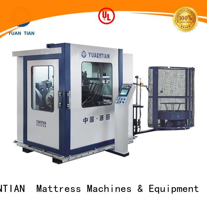 line bonnell Automatic Bonnell Spring Coiling Machine coiler YUANTIAN Mattress Machines