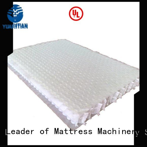 mattress spring unit with top covers nonwoven Bulk Buy