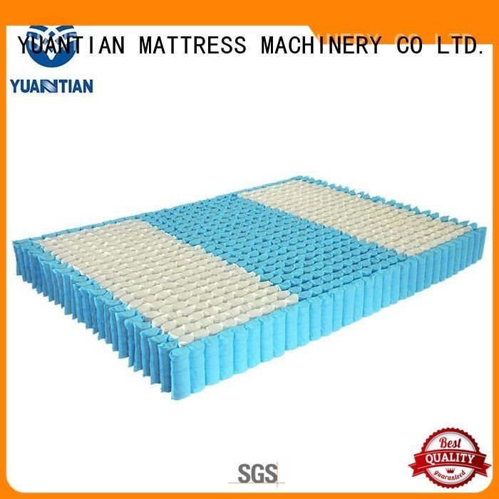mattress spring unit covers YUANTIAN Mattress Machines Brand mattress spring unit
