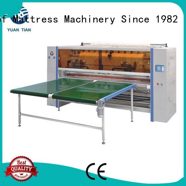 Mattress Cutting Machine Supplier panel machine OEM Mattress Cutting Machine YUANTIAN Mattress Machines
