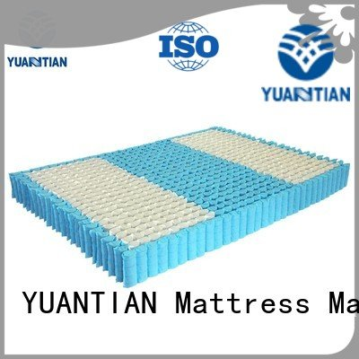 Custom mattress spring unit unit spring covers YUANTIAN Mattress Machines