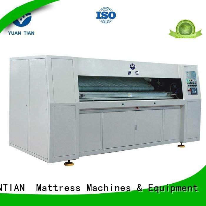 pocket machine spring YUANTIAN Mattress Machines Pocket Spring Assembling Machine