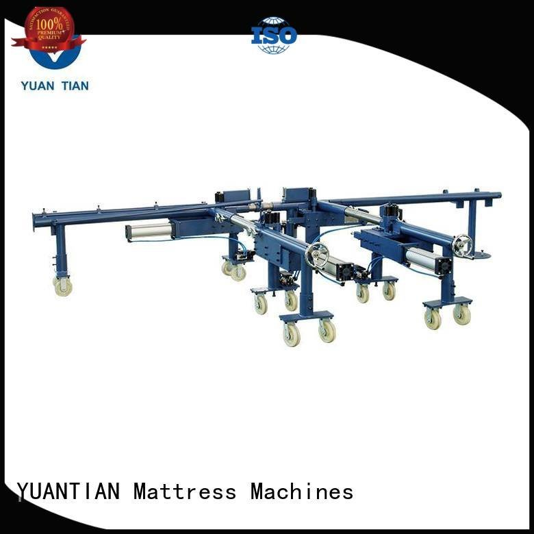 YUANTIAN Mattress Machines Brand packing unit rollpack foam mattress making machine