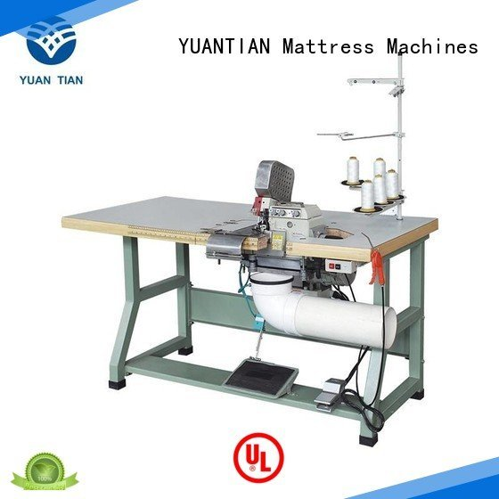 Wholesale dss1250 ds5 Mattress Flanging Machine YUANTIAN Mattress Machines Brand