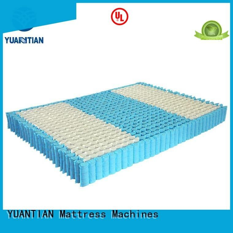 mattress spring unit nonwoven mattress spring unit pocket YUANTIAN Mattress Machines