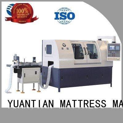 Automatic Pocket Spring Machine pocket spring Automatic High Speed Pocket Spring Machine YUANTIAN Mattress Machines Brand
