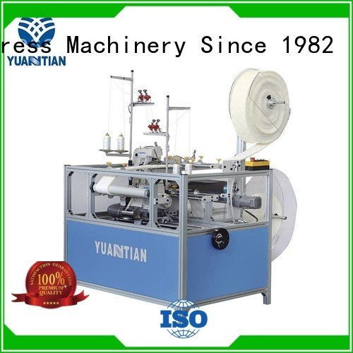 Double Sewing Heads Flanging Machine flanging heavyduty machine double