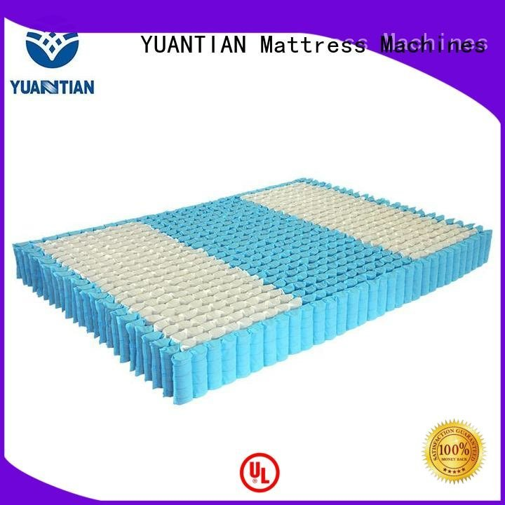 mattress spring unit pocket top with spring Bulk Buy