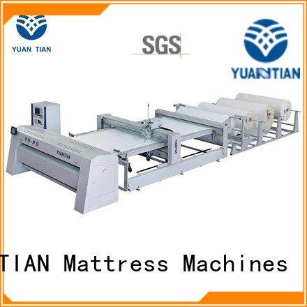 lockstitch wbsh3 quilting machine for mattress mattress YUANTIAN Mattress Machines