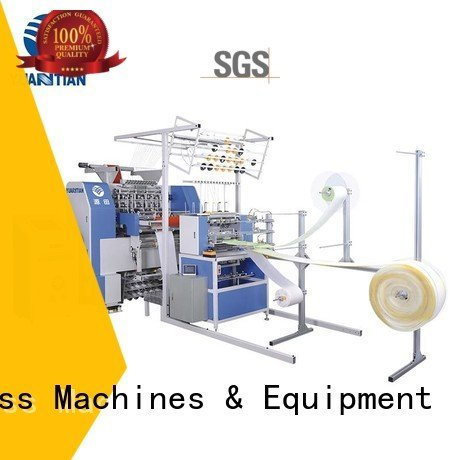 wbsh3 side double YUANTIAN Mattress Machines quilting machine for mattress price