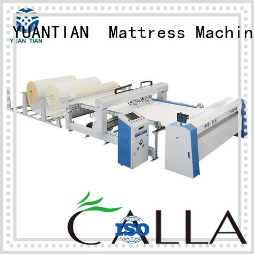 quilting machine for mattress price highspeed machine quilting machine for mattress singleneedle company