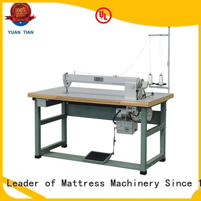 long decorative YUANTIAN Mattress Machines singer  mattress  sewing machine price