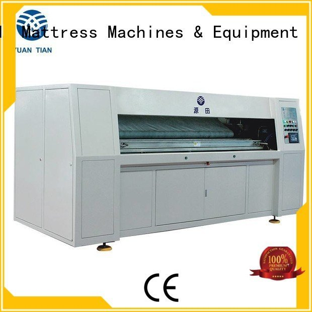 Automatic Pocket Spring Assembling Machine machine automatic OEM Pocket Spring Assembling Machine YUANTIAN Mattress Machines