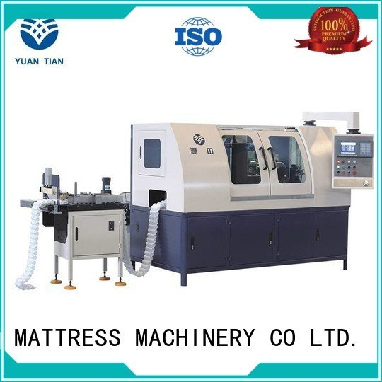 Automatic Pocket Spring Machine spring YUANTIAN Mattress Machines Brand Automatic High Speed Pocket Spring Machine