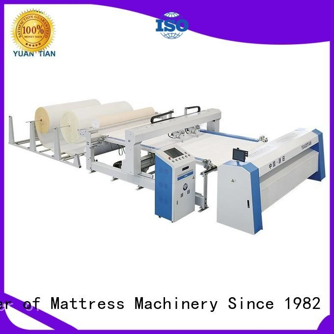 OEM quilting machine for mattress multineedle dzhf2h quilting machine for mattress price