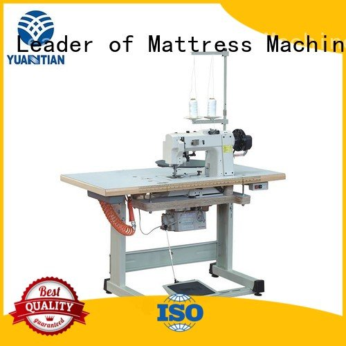 table mattress edge YUANTIAN Mattress Machines mattress tape edge machine