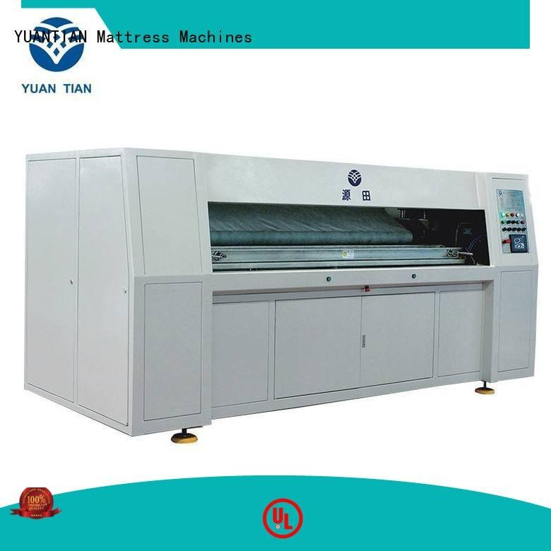 machine pocket spring assembling YUANTIAN Mattress Machines Automatic Pocket Spring Assembling Machine