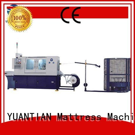 Automatic Pocket Spring Machine machine production dt012 YUANTIAN Mattress Machines