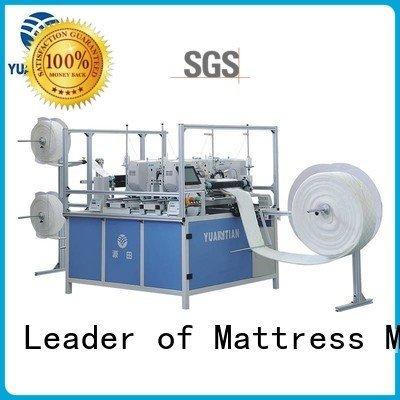 quilting machine for mattress price singleneedle double machine bhf1 YUANTIAN Mattress Machines