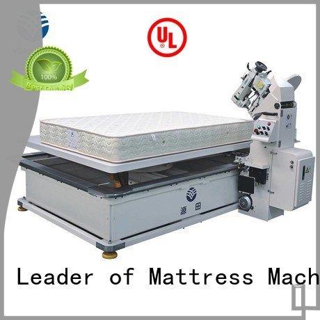 mattress tape edge machine wpg2000 binding mattress tape edge machine YUANTIAN Mattress Machines Brand