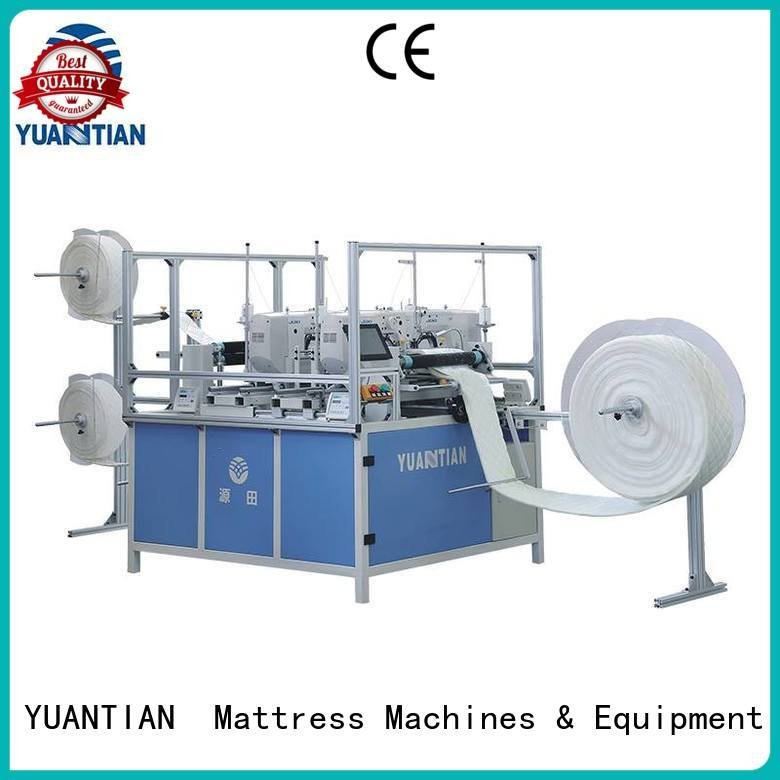 multineedle quilting bhf1 quilting machine for mattress price YUANTIAN Mattress Machines