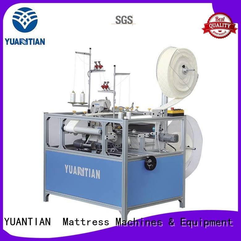 ds5c sewing machine Double Sewing Heads Flanging Machine YUANTIAN Mattress Machines