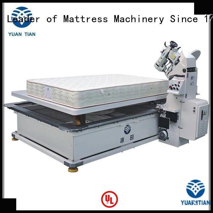 YUANTIAN Mattress Machines mattress table mattress tape edge machine edge binding