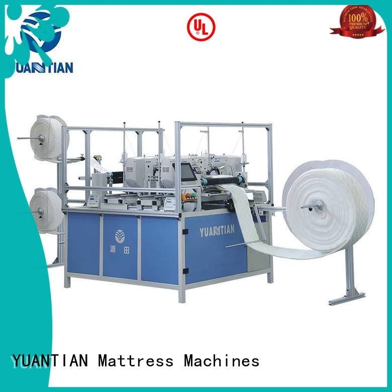 quilting machine for mattress price quilting multineedle YUANTIAN Mattress Machines Brand