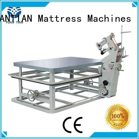 mattress tape edge machine top edge OEM mattress tape edge machine YUANTIAN Mattress Machines