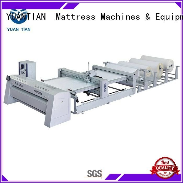 dzhf2h mattress YUANTIAN Mattress Machines quilting machine for mattress