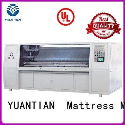 YUANTIAN Mattress Machines Automatic Pocket Spring Assembling Machine pocket spring automatic