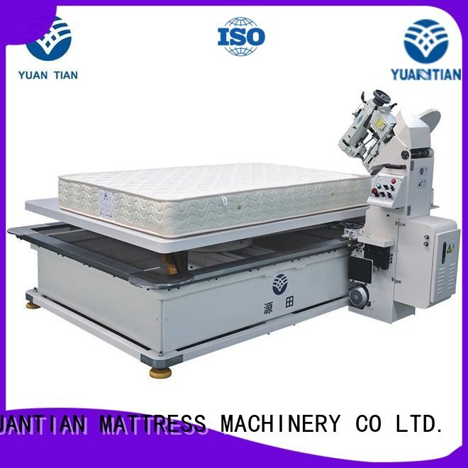 mattress edge table top YUANTIAN Mattress Machines mattress tape edge machine