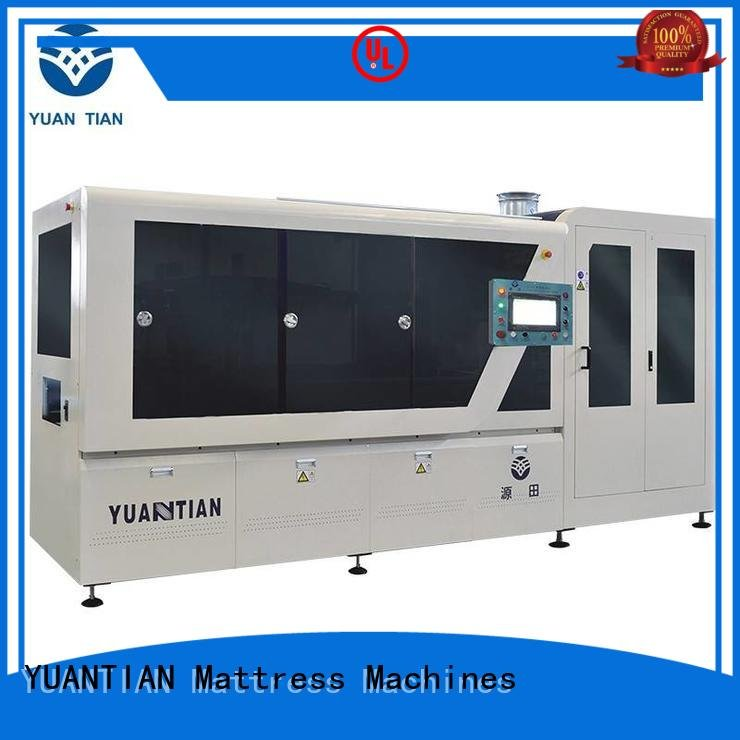 OEM Automatic Pocket Spring Machine spring assembling line Automatic High Speed Pocket Spring Machine