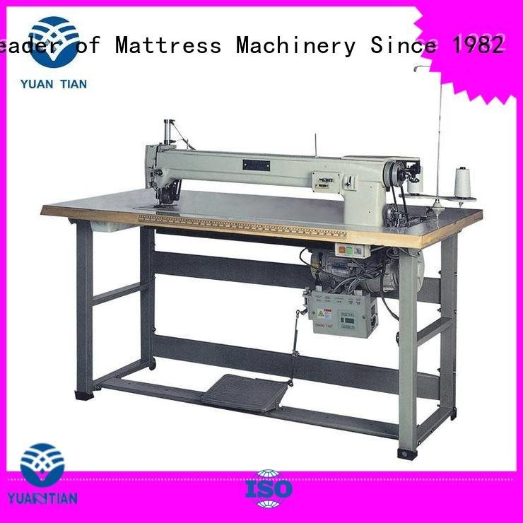 long machine longarm Mattress Sewing Machine YUANTIAN Mattress Machines