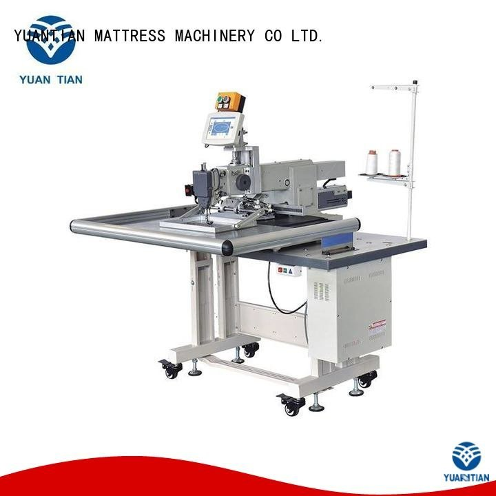 Custom Mattress Sewing Machine mattress decorative border YUANTIAN Mattress Machines