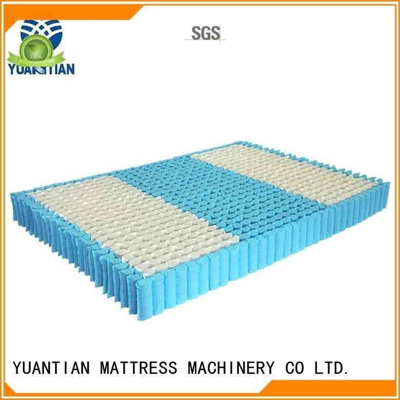 mattress spring unit nonwoven YUANTIAN Mattress Machines Brand mattress spring unit