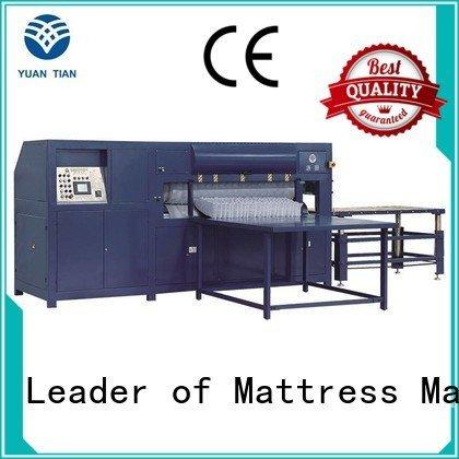 foam mattress making machine packing zx1 mattress packing machine YUANTIAN Mattress Machines Warranty