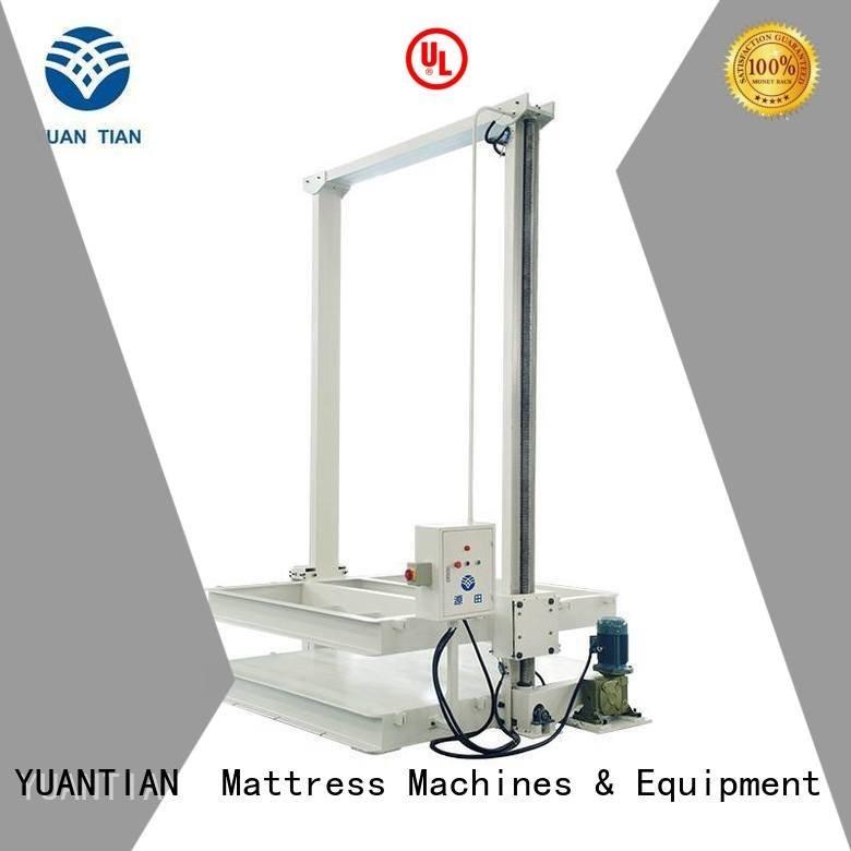 OEM mattress packing machine bz3 border foam mattress making machine