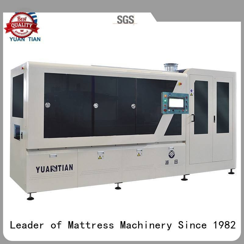 YUANTIAN Mattress Machines Brand production dzg1 assembling Automatic High Speed Pocket Spring Machine