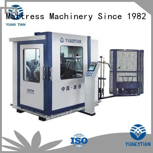 bonnell spring machine bonnell production automatic YUANTIAN Mattress Machines