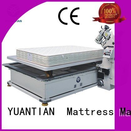 mattress tape edge machine binding YUANTIAN Mattress Machines Brand mattress tape edge machine