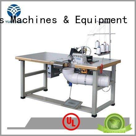 Double Sewing Heads Flanging Machine double heavyduty Mattress Flanging Machine YUANTIAN Mattress Machines Brand