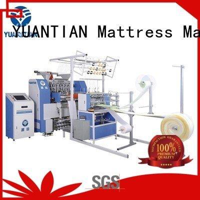 lockstitch double quilting machine for mattress price YUANTIAN Mattress Machines