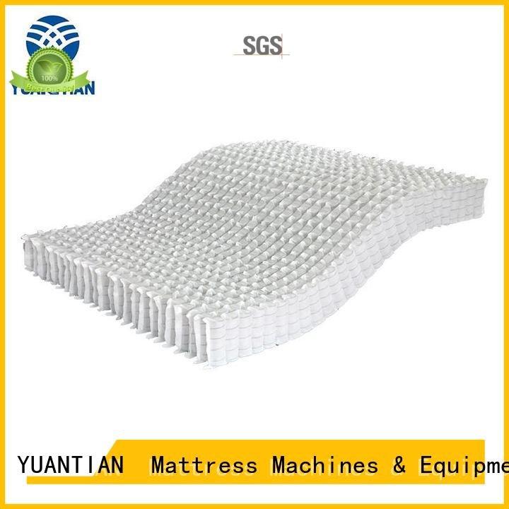 Custom pocket mattress spring unit top mattress spring unit