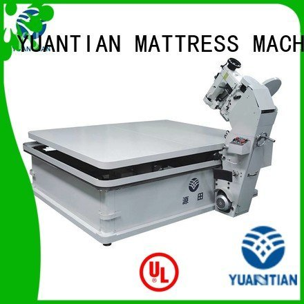 mattress tape edge machine top mattress table tape