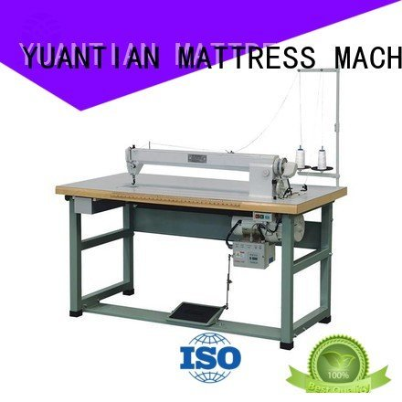 YUANTIAN Mattress Machines Brand dc1 label autimatic Mattress Sewing Machine machine