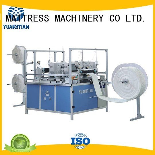 YUANTIAN Mattress Machines Brand singleneedle four sa330 quilting machine for mattress price